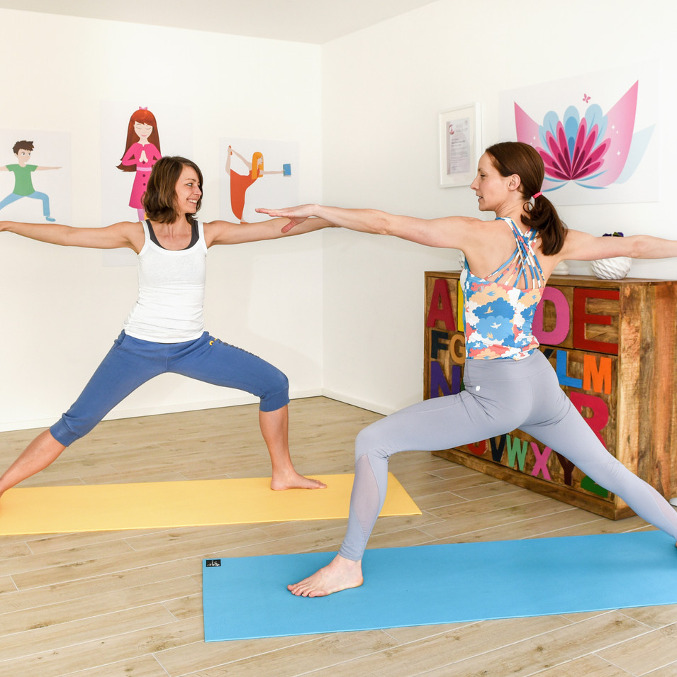 POP Yoga - Private Yoga in Wiesbaden
