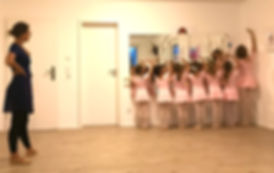Vronis Ballett POP Kids Yoga Wiesbaden