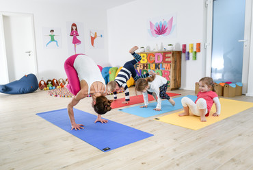 POP KIDS YOGA Studio Wiesbaden