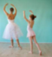 Kinder Ballett in POP Kinder Yoga Studio Wiesbaden