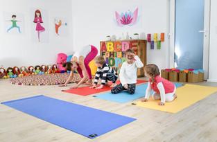POP KIDS YOGA Studio Wiesbaden