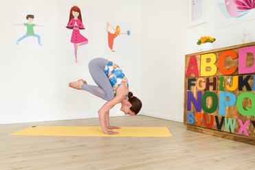 POP KINDER YOGA - Funky Teen Yoga
