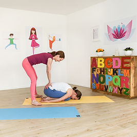 POP Yoga - Dein Persönliches Yoga