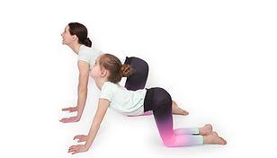 POP KINDER YOGA rücken yoga für kinder.j