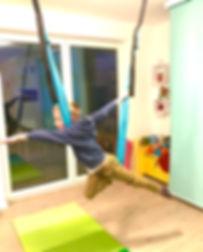 pop flying kids aerial yoga wiesbaden