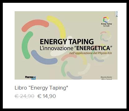 Manuale tecnico Energy Taping