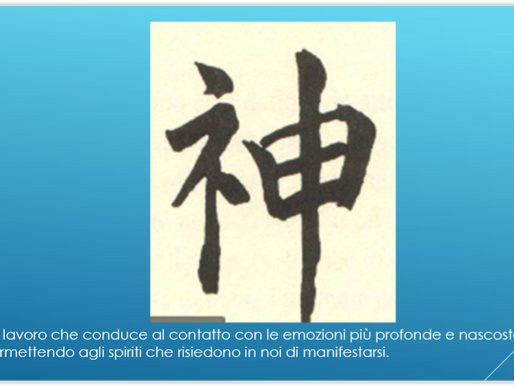 Shen Punti speciali e Applicazioni miofasciali - Seminario in sede e on line