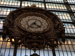 Museum d'Orsay Clock