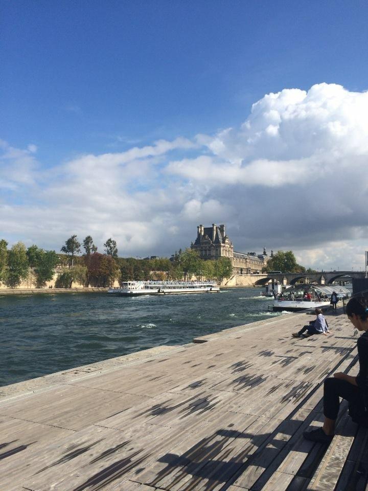 Paris, Left Bank