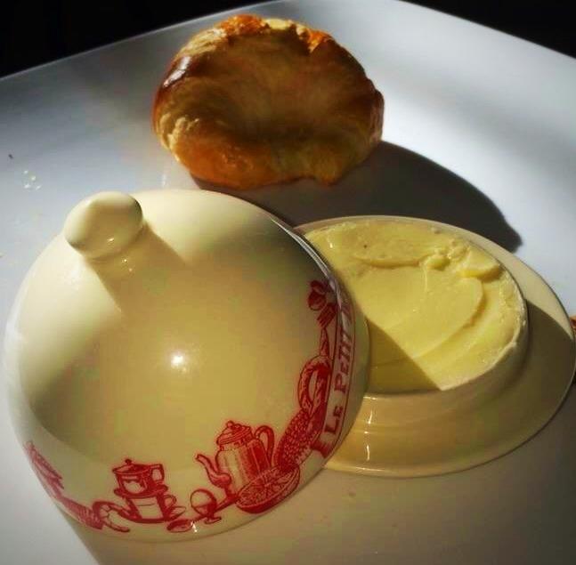 Croissant & Butter!