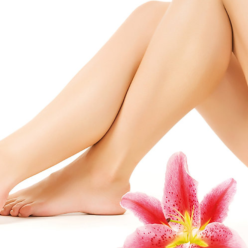 1/2 Leg Waxing Package of 6