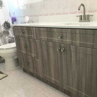 Bathroom canity