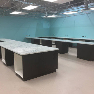 Commercial cabinetrs and laminate countertops