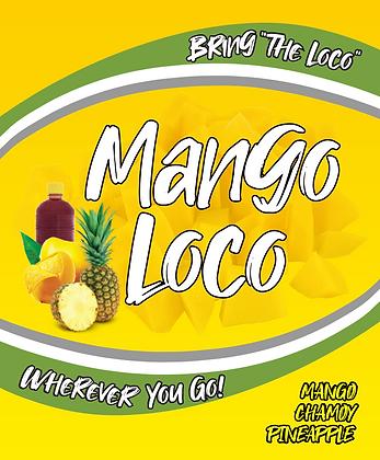 Mango Chamoy Pineapple