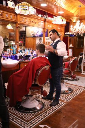 Classico Barbers Clapham