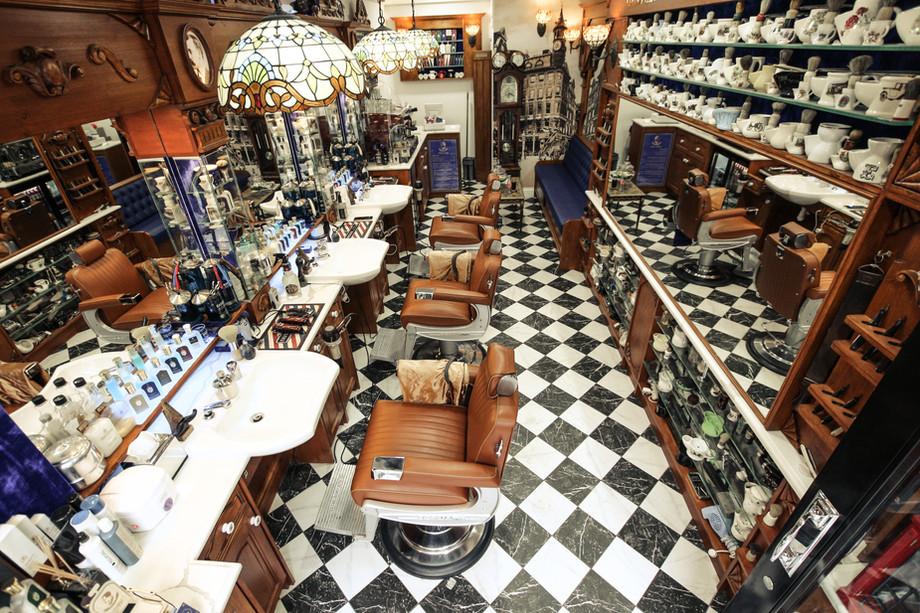 Pavilion Barbers London