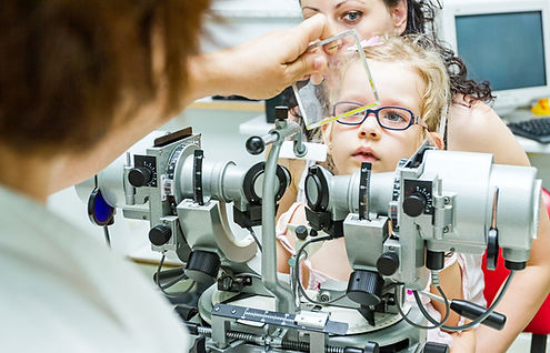 optik profesional, pegledi dece, decija oftalmologija, vezbe na sinoptforu