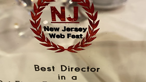 Talisman Brings Home More Awards at the New Jersey Web Fest