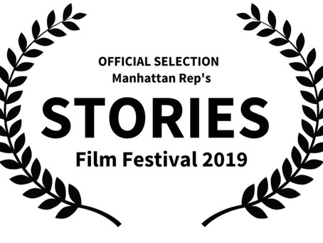 Talisman Is An Official Selection of The STORIES Film Festival in Manhattan