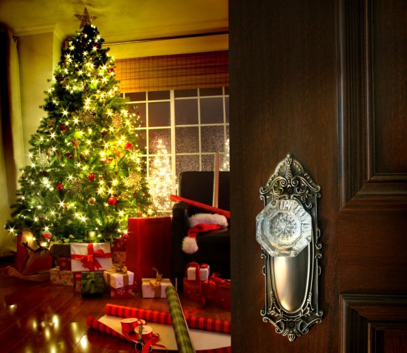 Set an atmosphere in your home not only at Christmas but every day of the year.