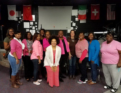 Group Study with Faith 2 Faith Glory 2 Glory women