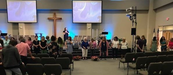 Calvary Community Church Mother's Day Service