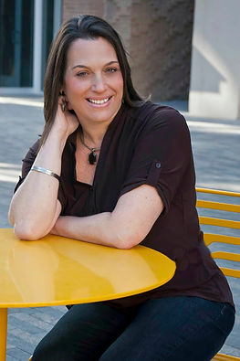 Author Jennifer Rash