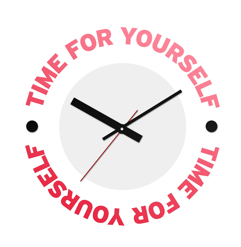 Make time for yourself every single day, self-care