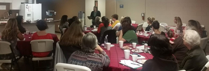 Word of Life Ministries Women's Event