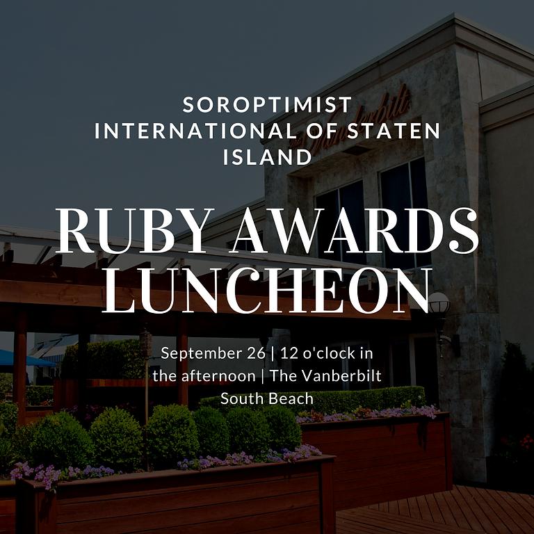 Ruby Awards - 2021
