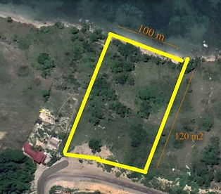 1,2 Ha Beach Front Batu Cermin Area City Center Labuan Bajo