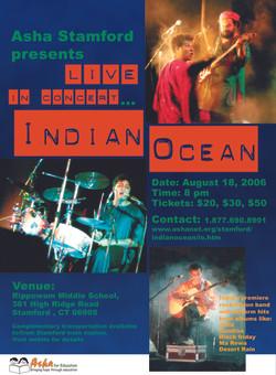 Indian Ocean Concert