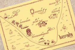 Wedding map