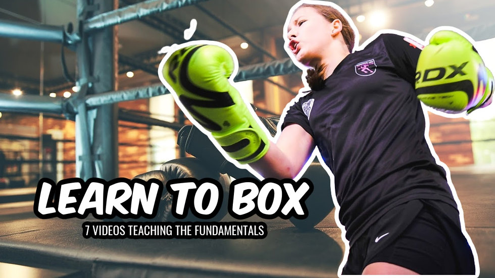 Learn To Box Online
