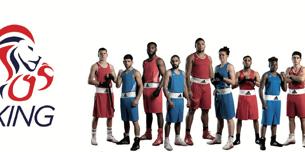 Preliminary Boxing Awards 14yrs +