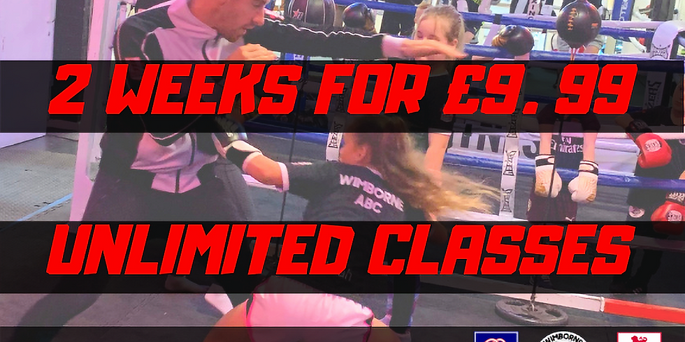2 WEEKS FOR £9.99