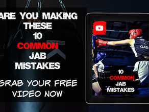Are You Making These 10 Jab Mistakes