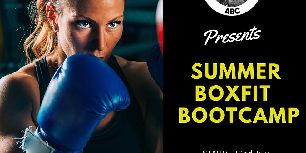 4 Week Summer BoxFit Bootcamp