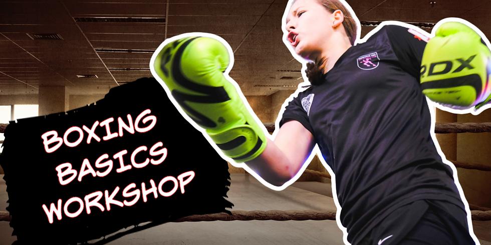Boxing Basics Workshop