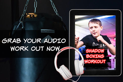 8 Rounds Shadow Boxing Work Out