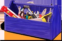 Tradesman's toolbox
