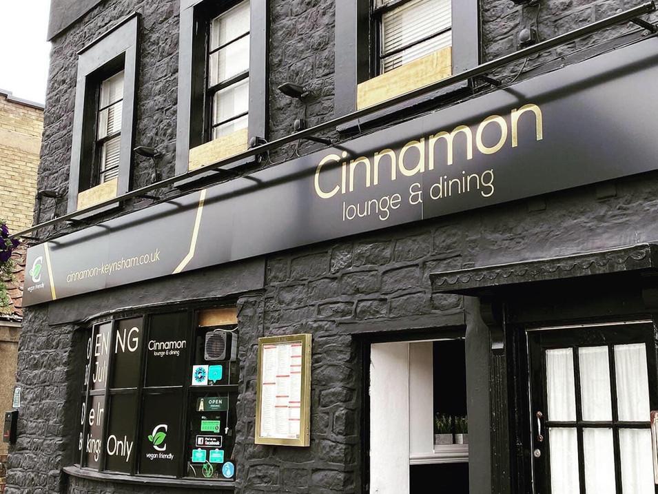 Cinnamon Keynsham Front day.jpg