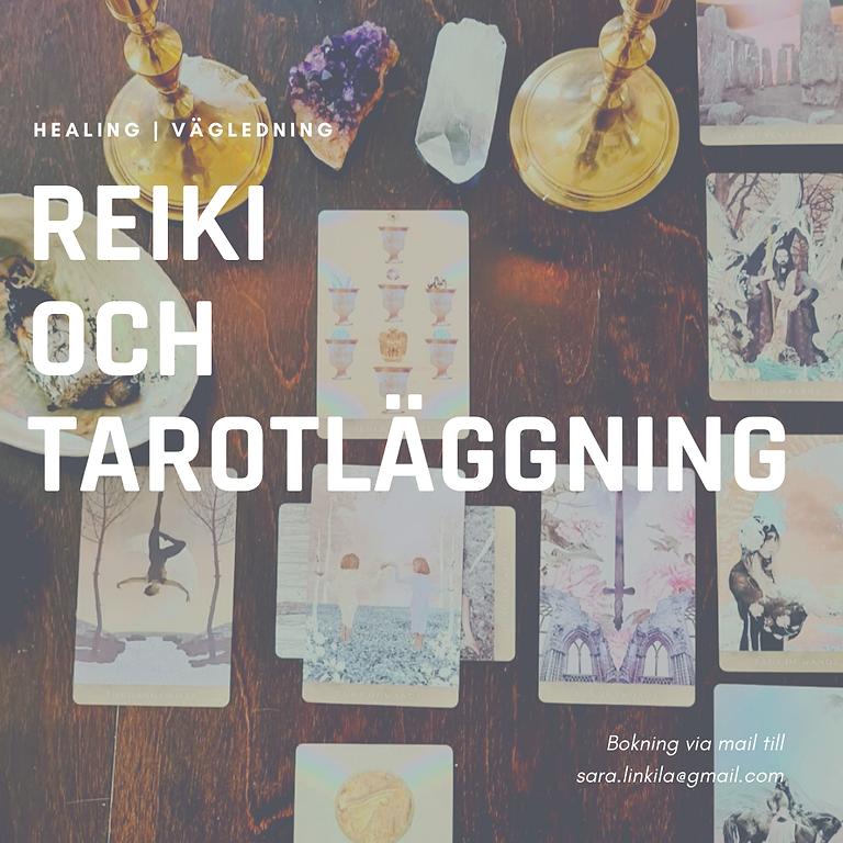Reiki och tarotläggning