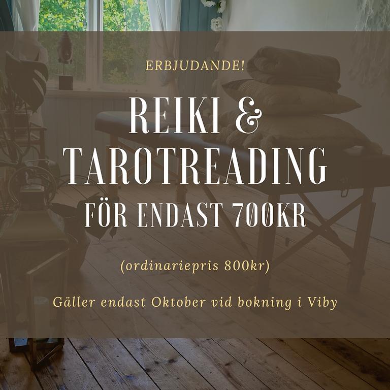 REIKI & TAROTREADING