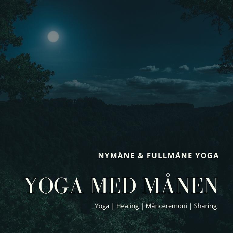 Yoga med månen