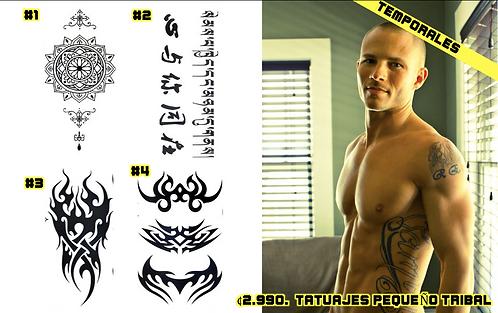 Tatuaje Tribal Pequeño