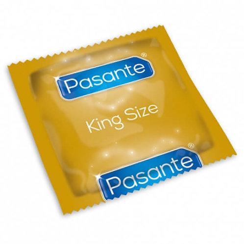 Condón Pasante King Size