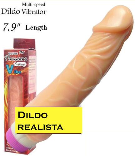 DILDO VIBRADOR 7.9 PULGADAS