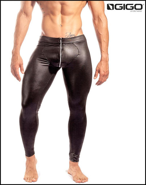 Pantalon Masochistic Black