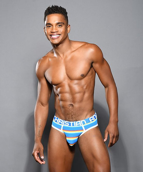 California Collection Brief w/ Almost Naked
